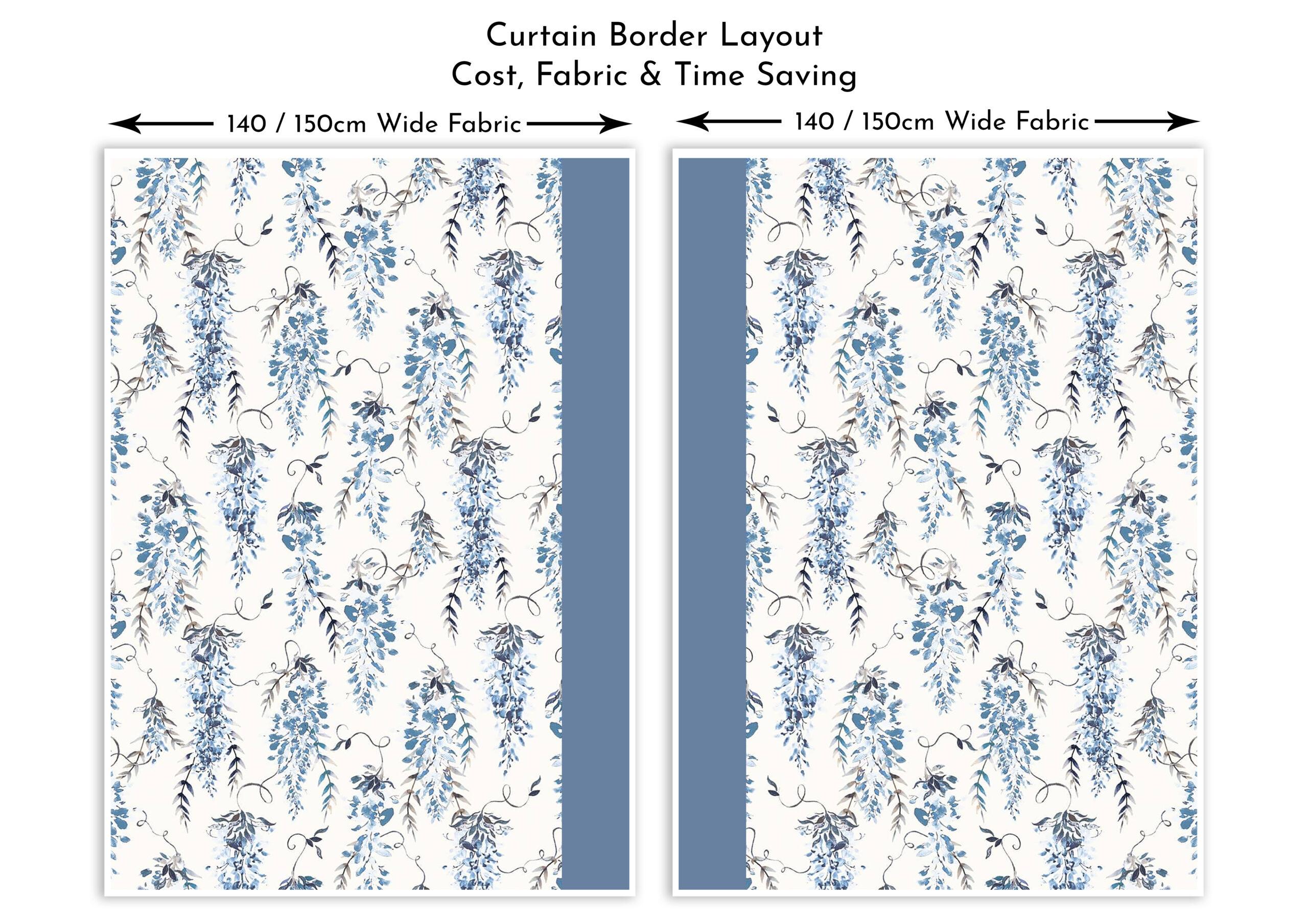 curtain layout